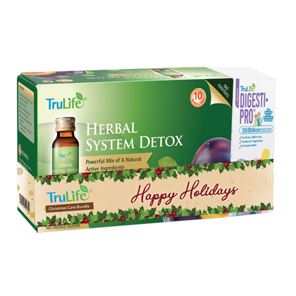 trulife christmas care bundle
