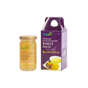 Premium Concentrated Bird's Nest With Rock Sugar 160g