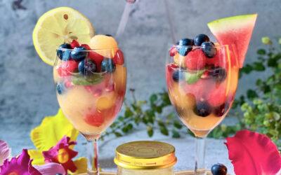 Summer Fruit Lemonade – A Simple & Quick Recipe