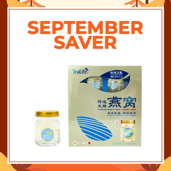 TruLife Bird's Nest (Sugar Free) Gift Pack - September Saver
