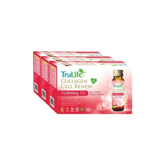 collagen cell renew 1 month's supply
