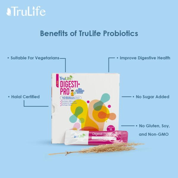 Digesti·Pro Kids Probiotics 15's