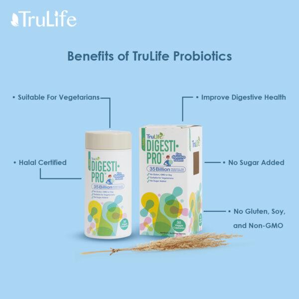 Digesti·Pro Adults Probiotics 30's