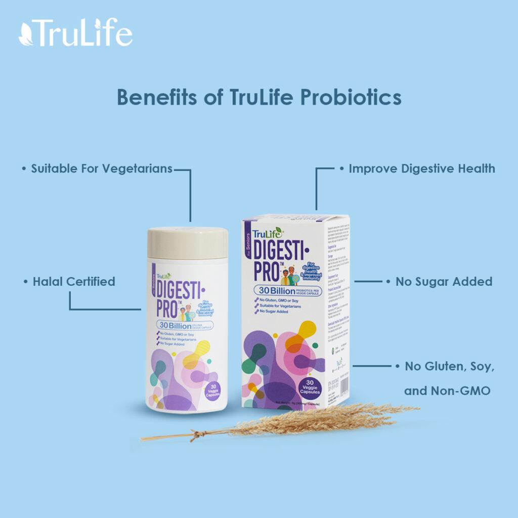 Digesti·Pro Seniors Probiotics 30's