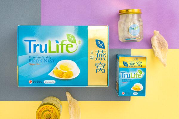 TruLife Premium Bird's Nest (Sugar Free)