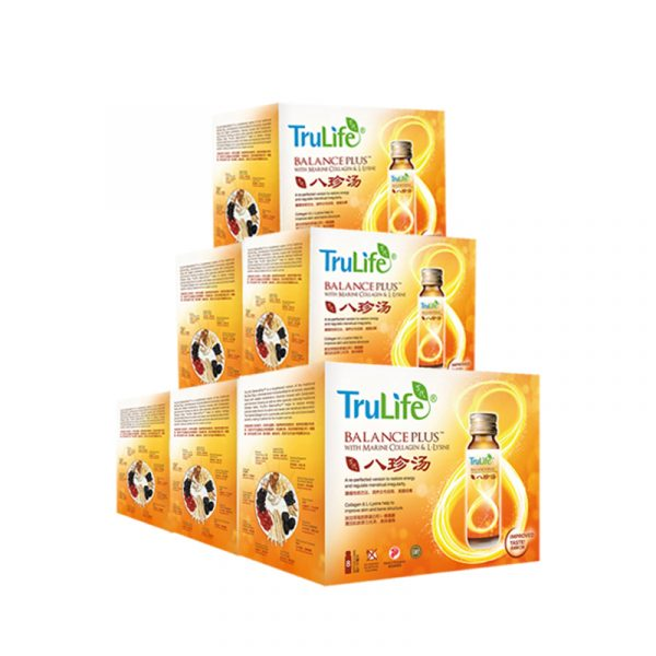 TruLife Balance Plus Bundle of 6