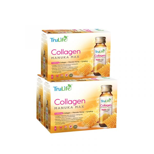 TruLife Collagen Manuka Max Bundle of 3