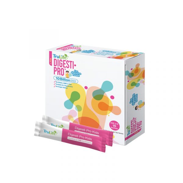 TruLife Digesti Pro Kids 15 Sachets