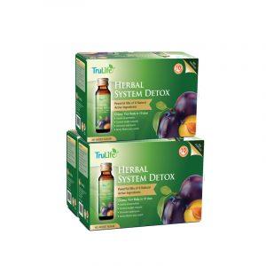 TruLife Herbal System Detox Bundle of 3