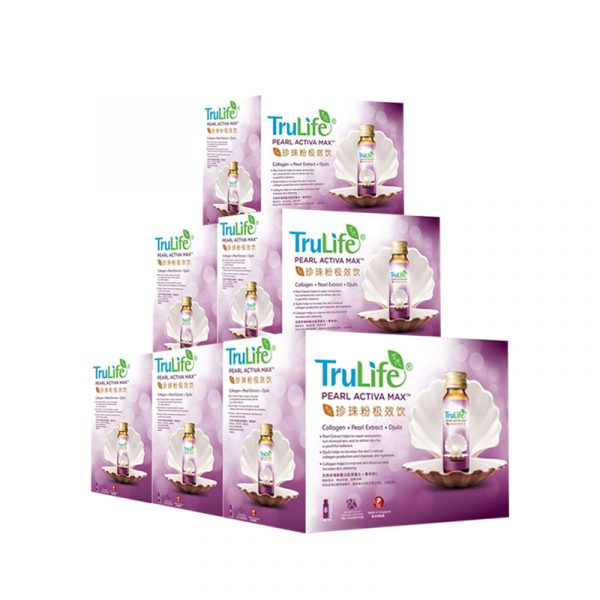 TruLife Pearl Activa Max Bundle of 6