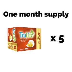 Bird's Nest Rock Sugar one month supply